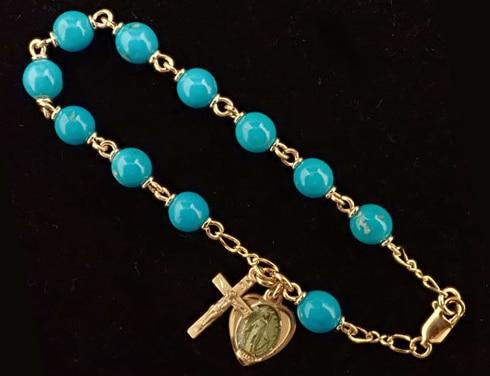 Sisters of Carmel: Rosary Bracele