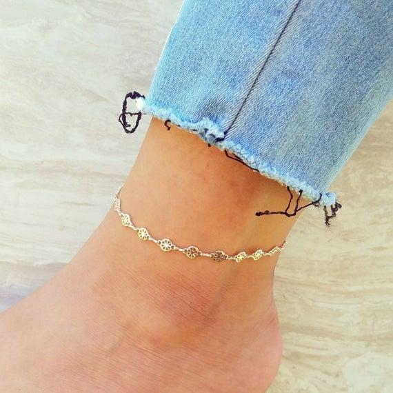 Rose Gold Anklet Rose Gold Jewelry Anklets for Women | Et