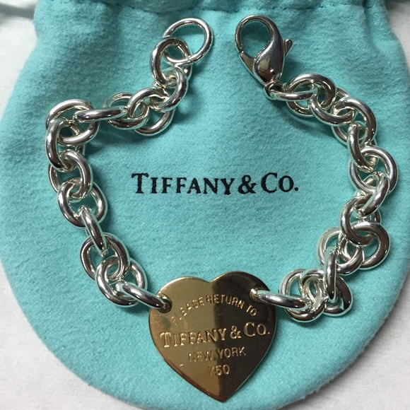 Tiffany & Co. Jewelry | Tiffany Co Rose Gold Charm Bracelet | Poshma