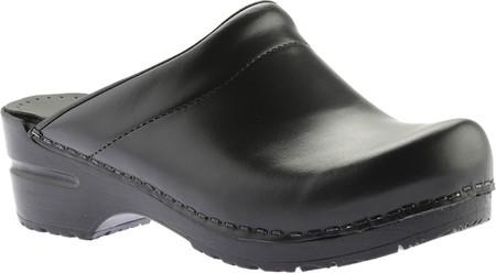 Sanita Clogs Sonja Cabrio Black Women Shoes Comfort [F-644620 .