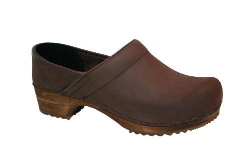 Sanita Wood Julie closed Womens Shoes Sandals Clogs | eB