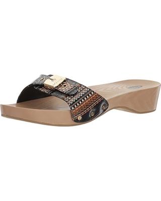 New Deals on Dr. Scholl's Shoes Women's Classic Slide Sand