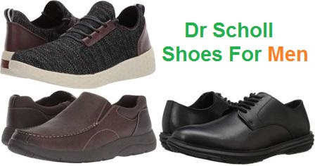 Top 15 Dr Scholl Shoes For Men Reviews in 20