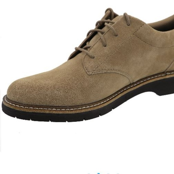Dr. Scholl's Shoes | Dr Scholls Mens Tan Suede Resolute Oxford .