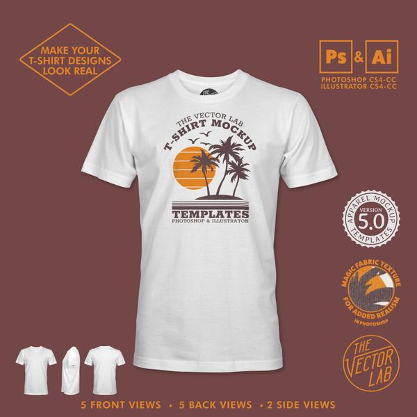 T-Shirt Design Master Collection - TheVectorL