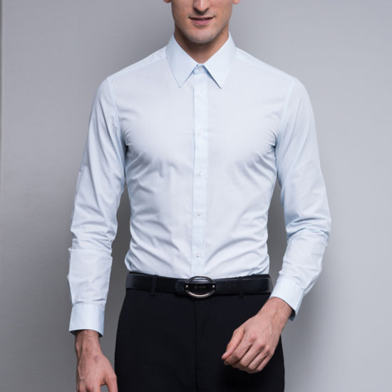 China Wholesale Latest Shirt Designs Mens Dress Shirts for Men .