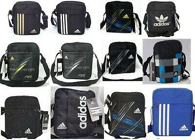 New Original Classic Adidas Messenger Men's Cross body Bag .