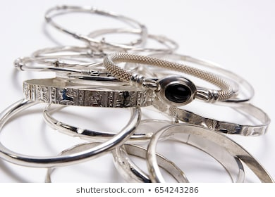 Sterling Silver Jewelry Images, Stock Photos & Vectors | Shuttersto