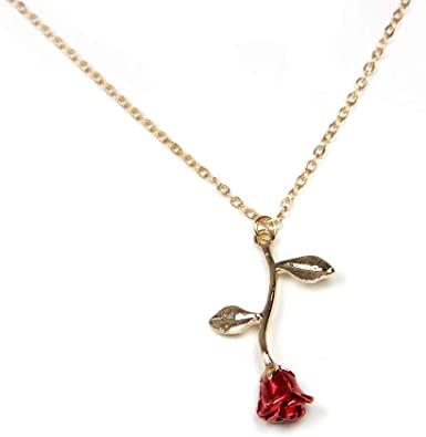 Amazon.com: Arget 18k Gold and Silver Necklaces Women Personalized .