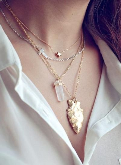 25 Reasons Mixing Gold and Silver Jewelry is Seriously Stylish .