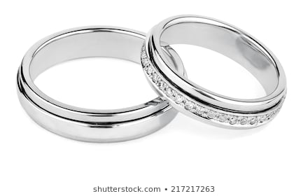 Eternity Wedding Ring Images, Stock Photos & Vectors | Shuttersto