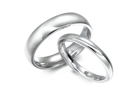 Silver wedding rings png 3 » PNG Ima