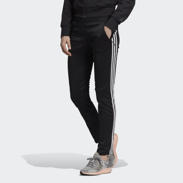 adidas ID 3-Stripes Skinny Pants - Black | adidas