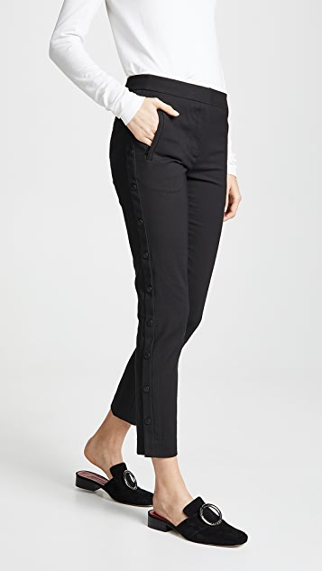 Tibi Cropped Skinny Pants | SHOPB