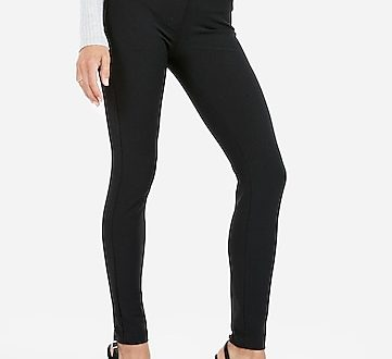 Mid Rise Extreme Stretch Skinny Pant   Expre