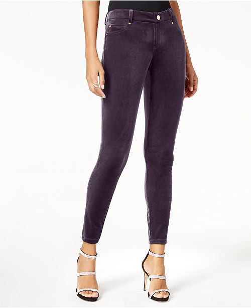 INC International Concepts INC Velvet Skinny Pants, Created for .