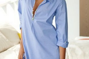 Make the Night Warm by Wearing Sleep Shirts always | Lounge wear .