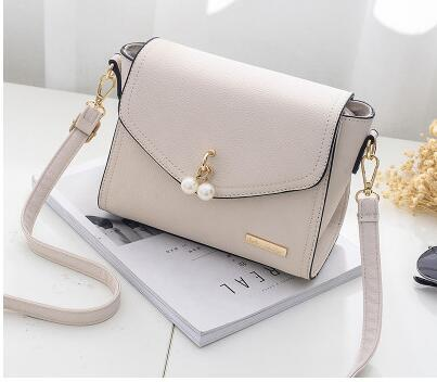 Fashion simple small handbags lady south Korean version single .