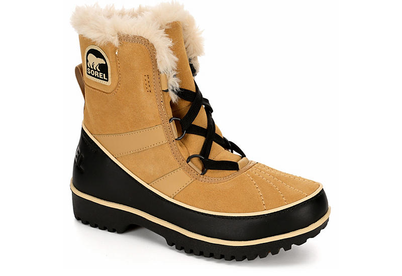 Tan Sorel Tivoli II Women's Winter Boots   Off Broadway Sho