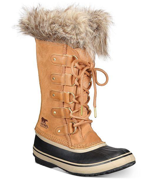Sorel Women's Joan Of Arctic Waterproof Winter Boots & Reviews .