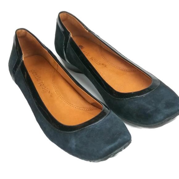 gentle souls Shoes   Iso Block Black Size 95 M   Poshma