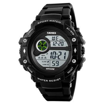 China Watch Factory Black Men Sport Waterproof Fast Track Sport .