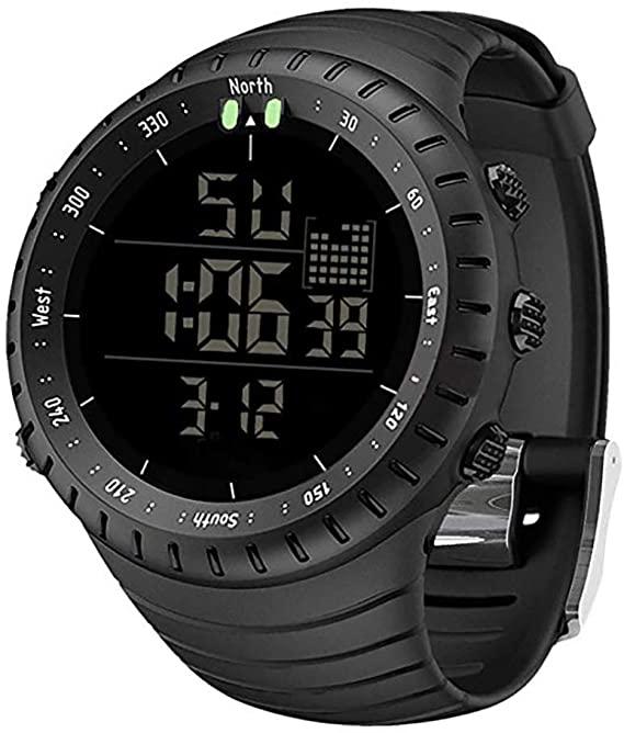 Amazon.com: Mens Watches,Waterproof Military Outdoor Sport Watch .
