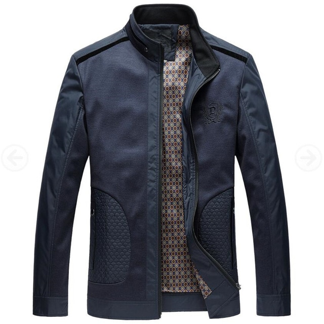 Men Jacket 2017 New Fashion Veste Homme Business Spring Jacket .