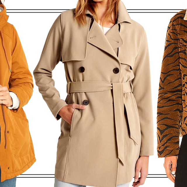 10 Best Spring Jackets for Women - Spring Coats for 20