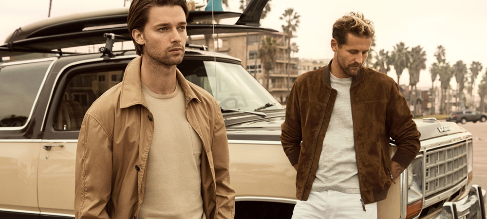 The Best Spring Jackets For Men | FashionBea