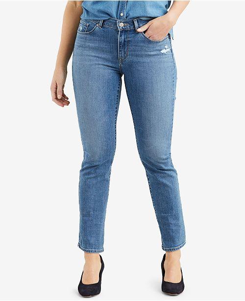 Levi's Women's Classic Straight-Leg Jeans & Reviews - Women - Macy