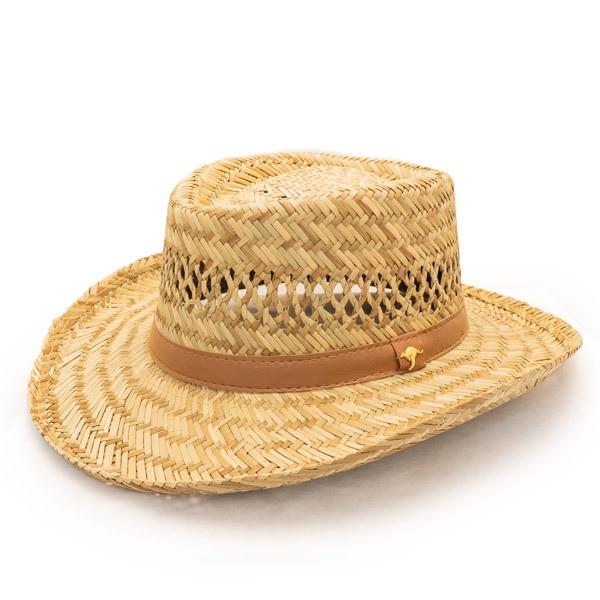 Dorfman Pacific | Rush Gambler Straw Sun Hat | Hats Unlimit