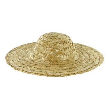 "10"" Round Top Straw Hat | Hobby Lobby | 287"