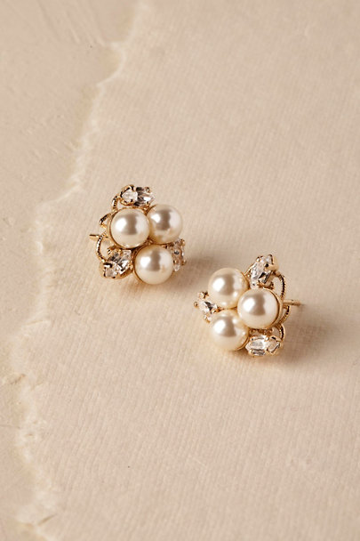 Pax Pearl Stud Earrings - BHL