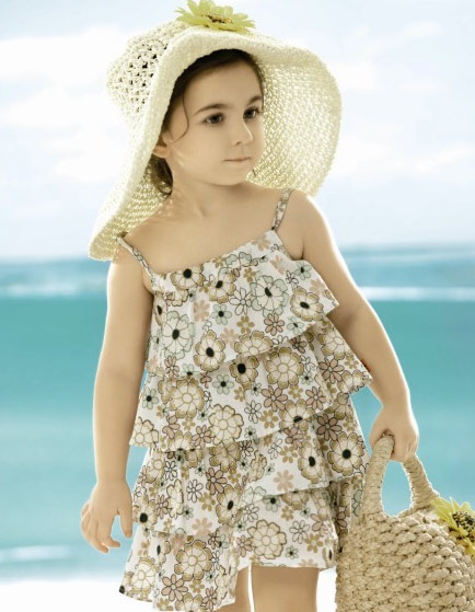 Entertainment Zone: New Summer Clothing For Childre