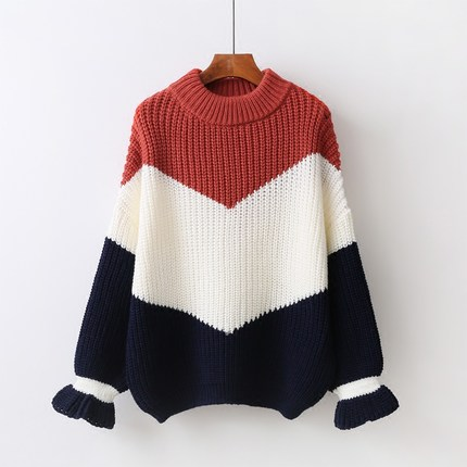 Fashion 2019 Winter Women Sweater Girls Pull Femme Sweaters And .