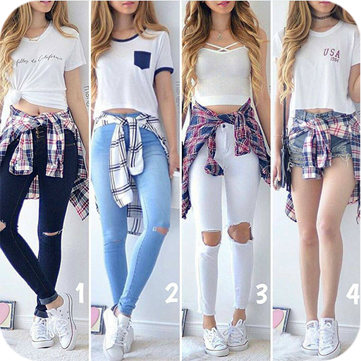 Download 💋😍 Teen Outfit Ideas ❤️ 💕 on PC & Mac with AppKiwi .