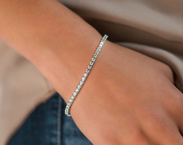 How Did Tennis Bracelets Get Their Name? – The History of the .