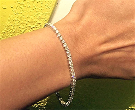 Why Is A Tennis Bracelet Called A Tennis Bracelet? | Diamond Heav