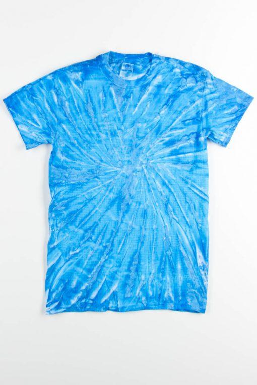 Blue Berry Tie Dye Shirt - Ragsto