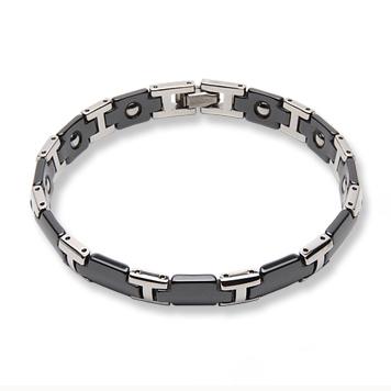 Ceramic Titanium Bracelet Black - Phit