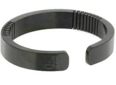 Q Ray - Titanium Series - Black Titanium Bracelet (Q2