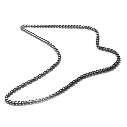 Carbonized Titanium Chain Necklace - Phit