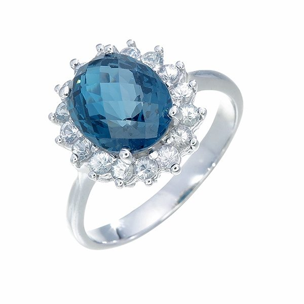 London Blue Topaz Ri
