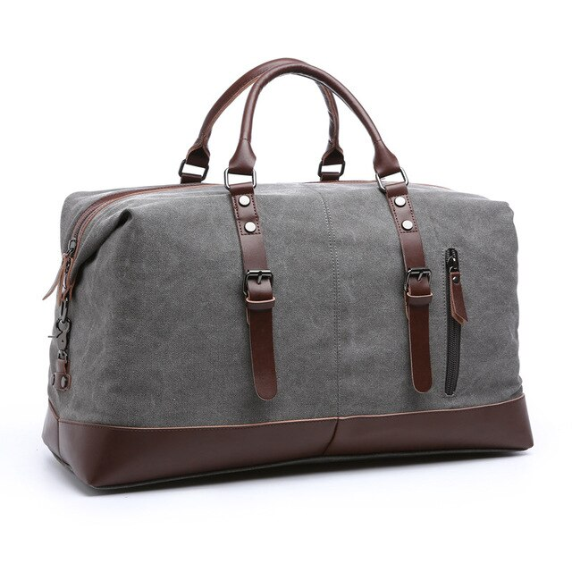 MARKROYAL Men Travel Bags Medium Large Capacity Luggage Bags .