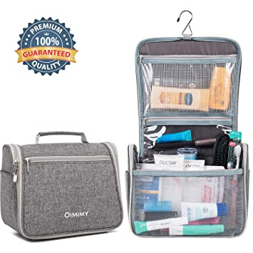 Amazon.com : Toiletry Bag Travel Bags for Toiletries Hanging .