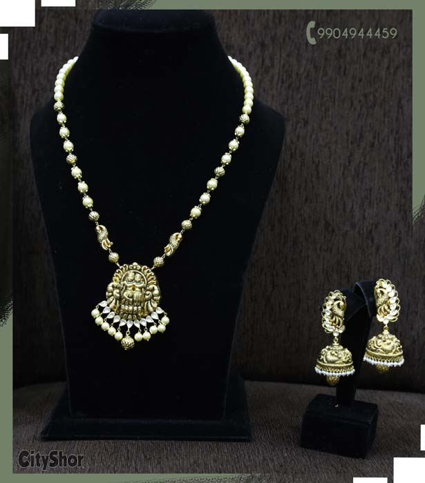 Unparalleled Collection of Trendy Jewellery at Rajhans Orn