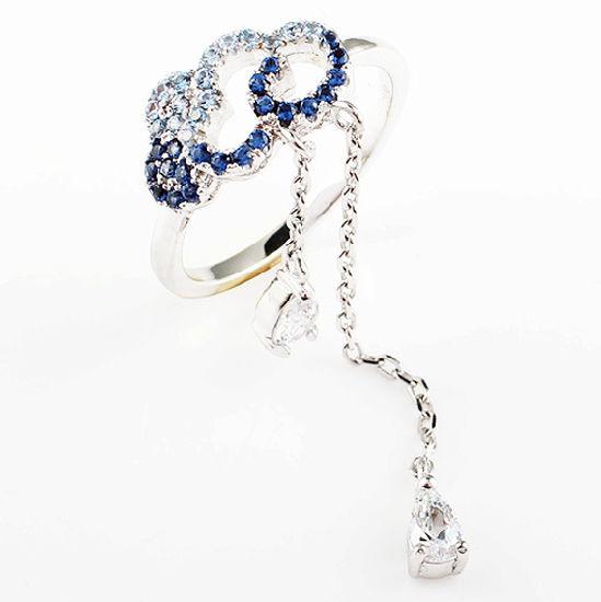 China Fashion Jewelry Original Design Dark Cloud Trendy 925 .