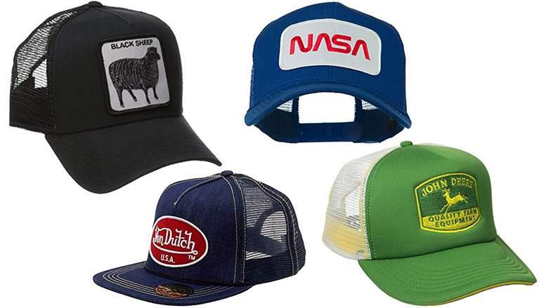 20 Best Trucker Hats for Men 2018 - Yoo Wo