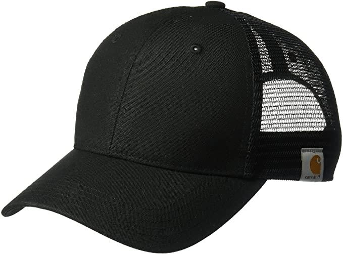 Carhartt Men's Rugged Professional Cap, Black, OFA at Amazon Men's .
